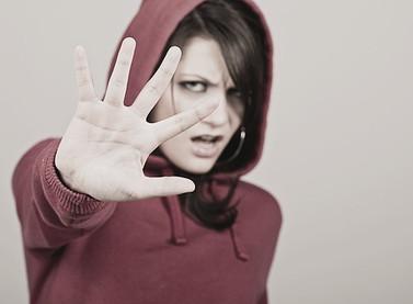 """""""Unsere Tochter (16) stresst die ganze Familie, ständig gibt es Diskussionen und Geschrei."""""""