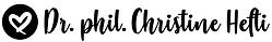 Psychologische Praxis Dr. phil. Christine Hefti