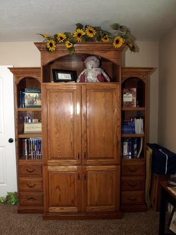 Hutch 3 S AND J CABINETS payson