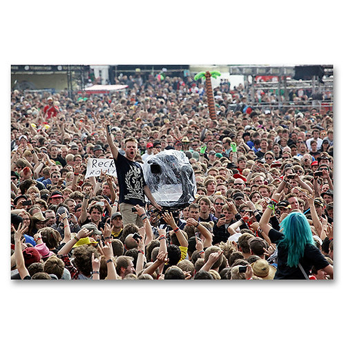 Print - Enter Shikari | Rock Am Ring I 2012