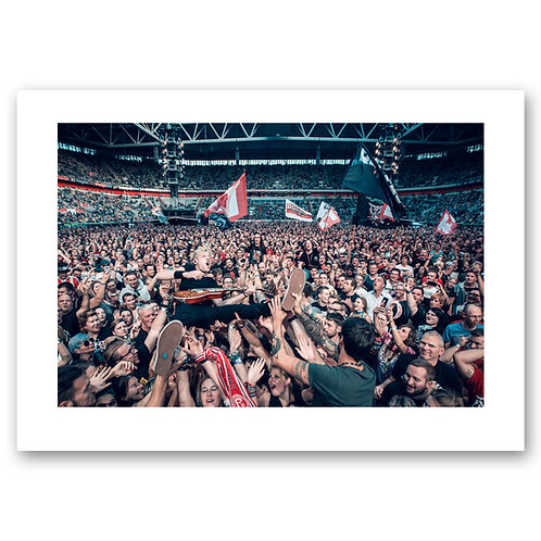 Print - Rogers | Stadion Düsseldorf 2018