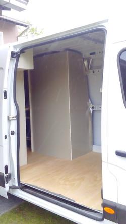 Banheiro para trailer
