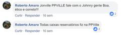 Recomendação PPVILLE