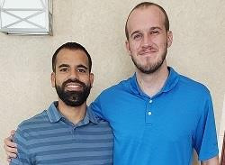 Gabe (Left) & Nick (Right)