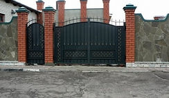 охрана ворот
