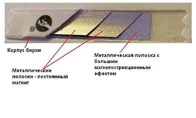 Акустомагнитная метка