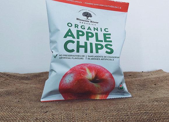 Blossom River Organic Apple Chips