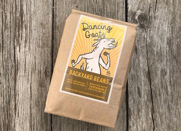 Coffee - Backyard Beans (Dancing Goat)