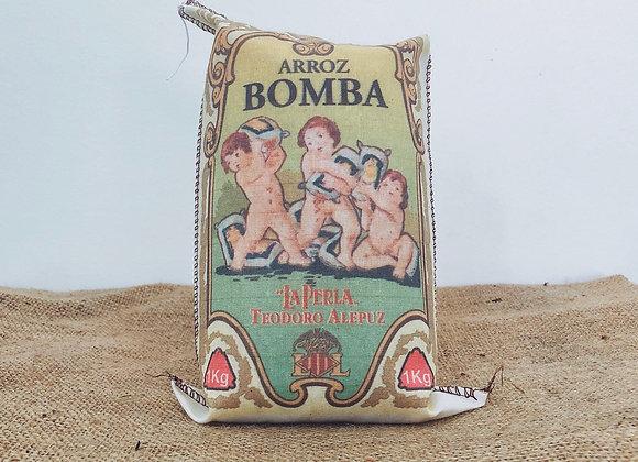 La Perla Bomba Rice