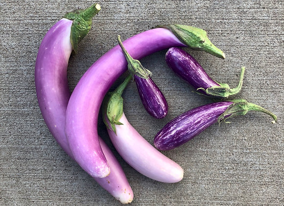 Specialty Eggplant (2 lbs)