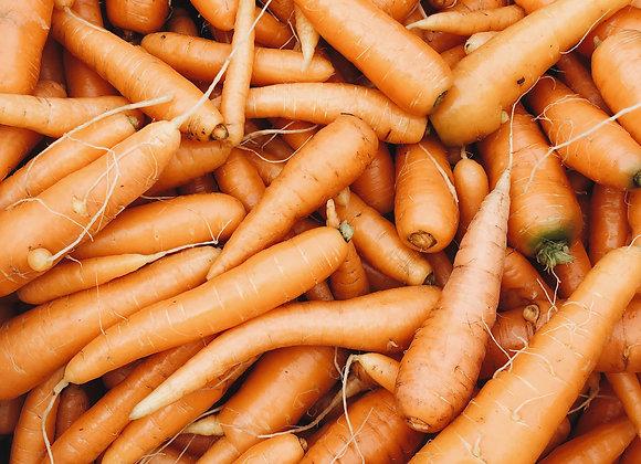Carrots (3 lbs)
