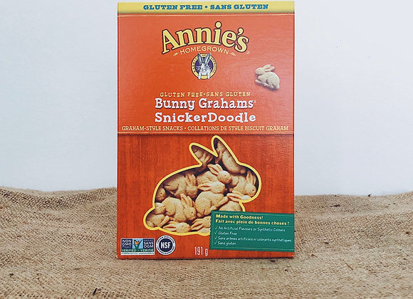 Annies Bunny Grahams - Snickerdoodle