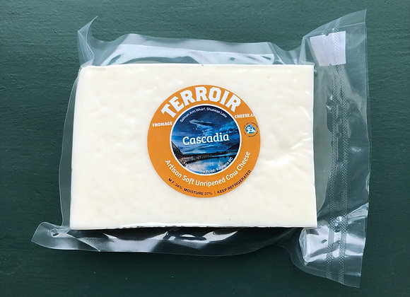 Terroir Soft Unripened Cow Cheese