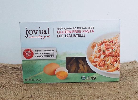Brown Rice Pasta Egg Tagliatelle