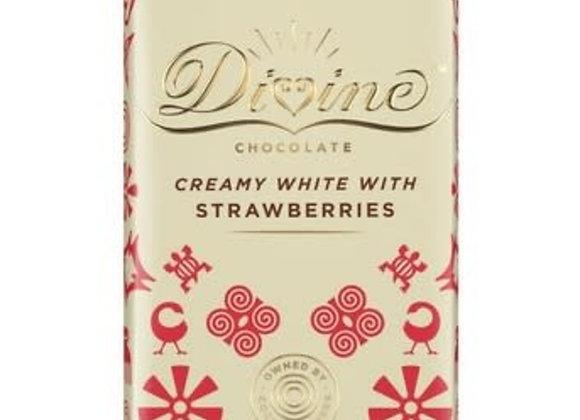Divine Strawberry White Chocolate