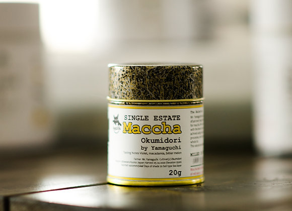 Single Estate Maccha (20g)