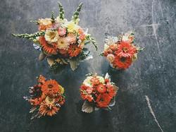 My first wedding! #flowerfarming #locall