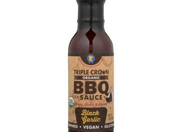 BBQ Sauce (Black Garlic)