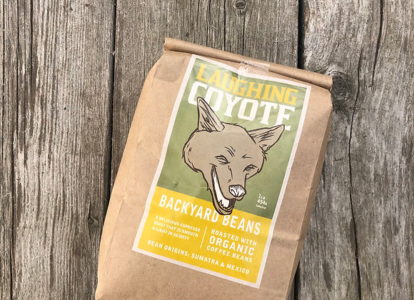Coffee - Backyard Beans(Laughing Coyote)