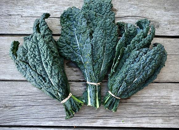 Black Kale (2 bunches)