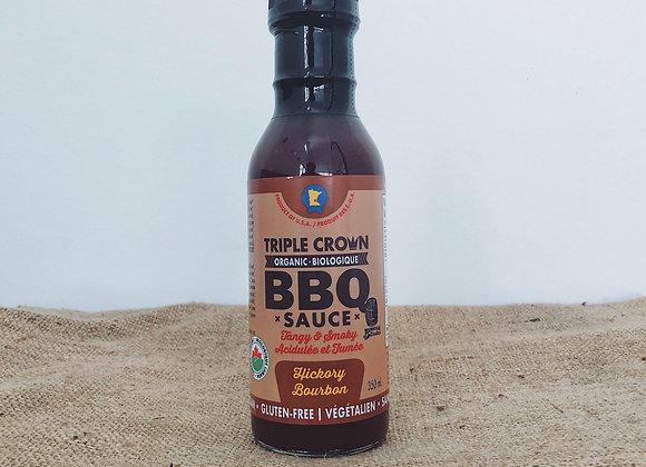 BBQ Sauce (Hickory Bourbon)