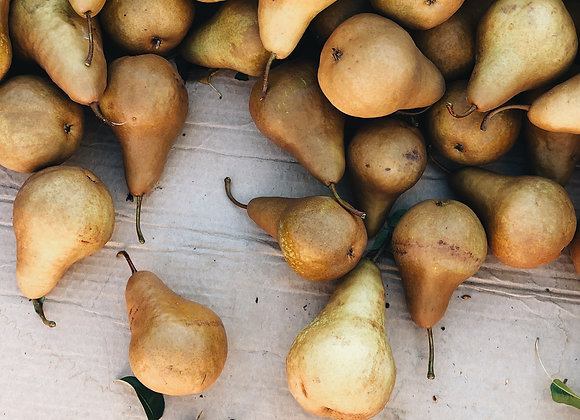 Pear Jam (375 ml Jar)