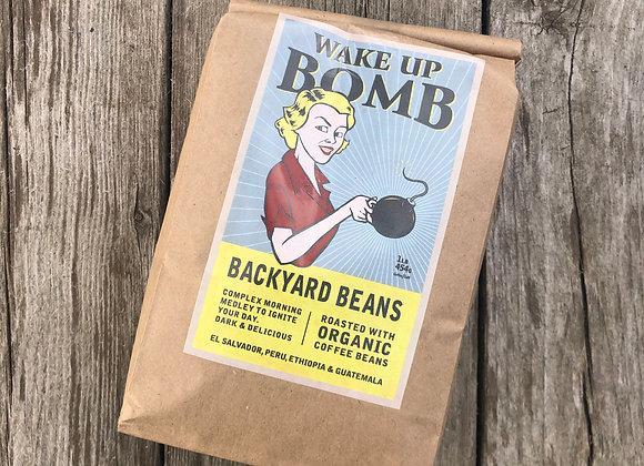 Coffee - Backyard Beans (Wake Up Bomb)