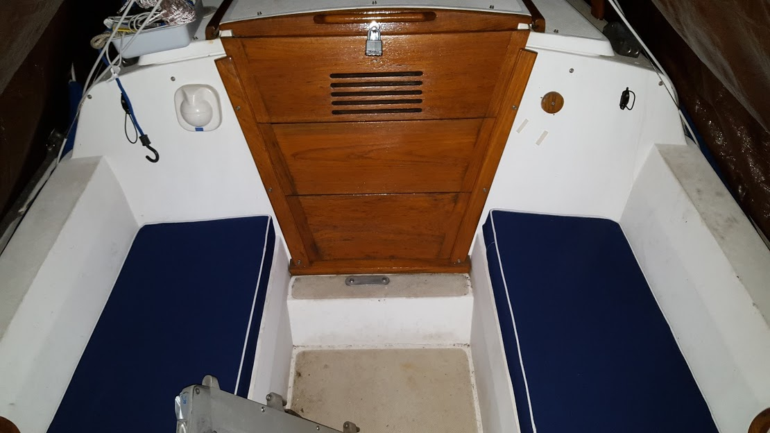 Companionway After