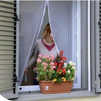 רשת נגד יתושים לחלון