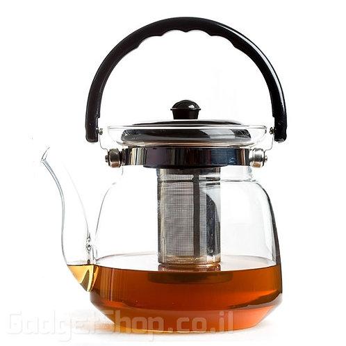 """קנקן תה להרתחה על הגז 2200 מ""""ל"""