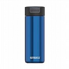 כוס שתייה תרמית 500 מ״ל עם מכסה-כחול