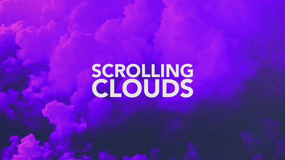 Scrolling Clouds