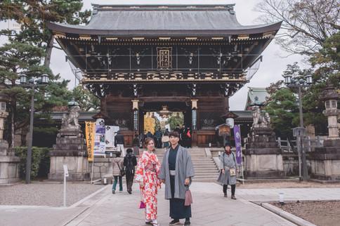 高雄MR7工作室-海外京都楓葉婚紗