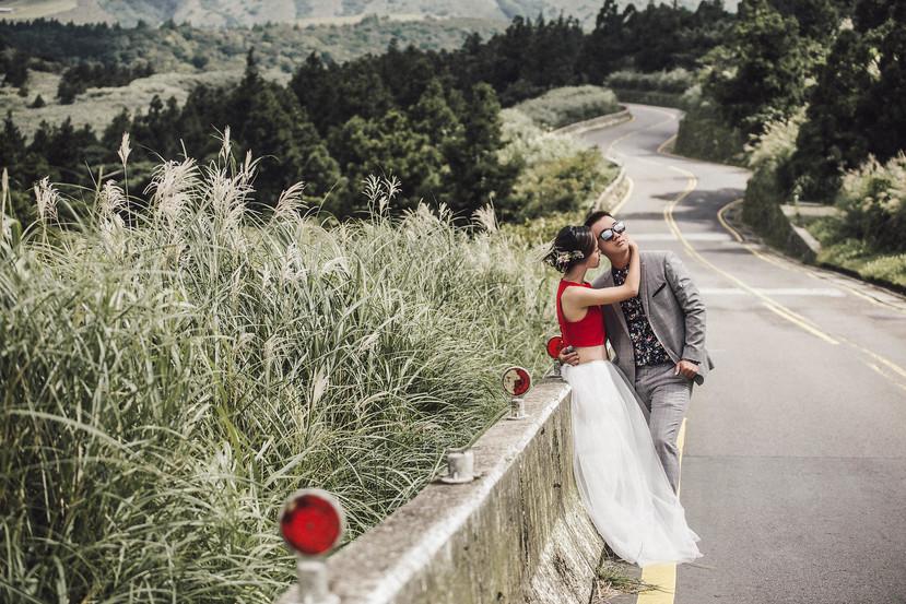 Mr7 自助婚紗