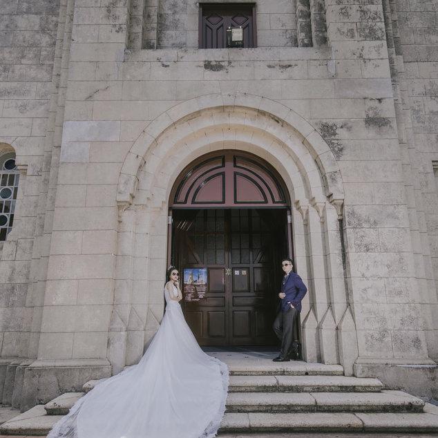 Mr7 海外婚紗婚紗包套