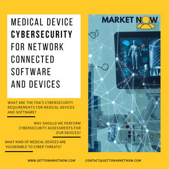 What kind of medical devices are vulnerable to cyber threats?