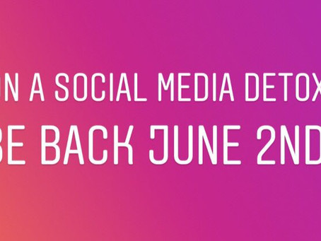 A Week without Social Media: Day 1