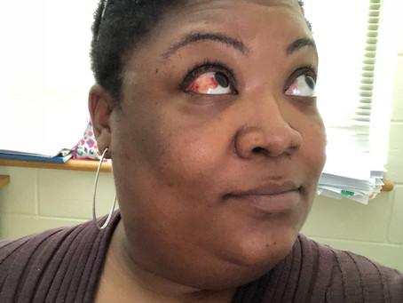 Eye of the Teacher