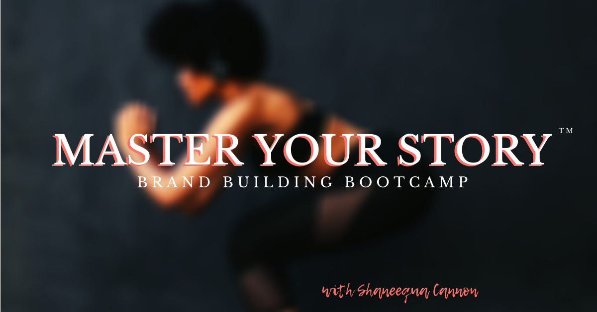 Master Your Brand Story Bootcamp