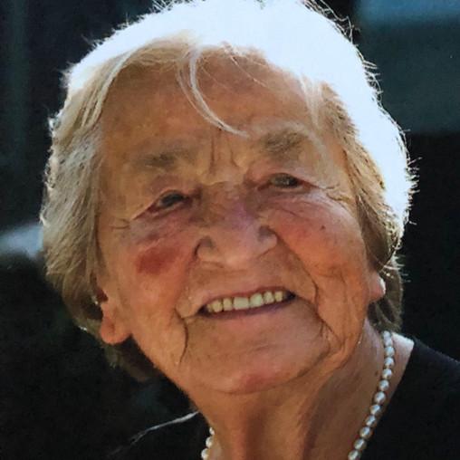 Wir gedenken unserer Heimatfreundin Herta Rößner (1922-2021)