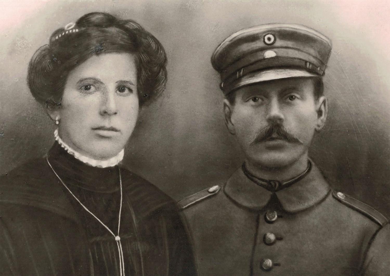 Walburga und Karl Ziegler