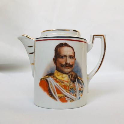 Kaffee mit Kaiser