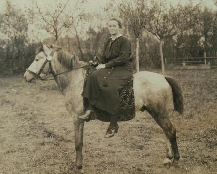 Viktoria geb. Mayr