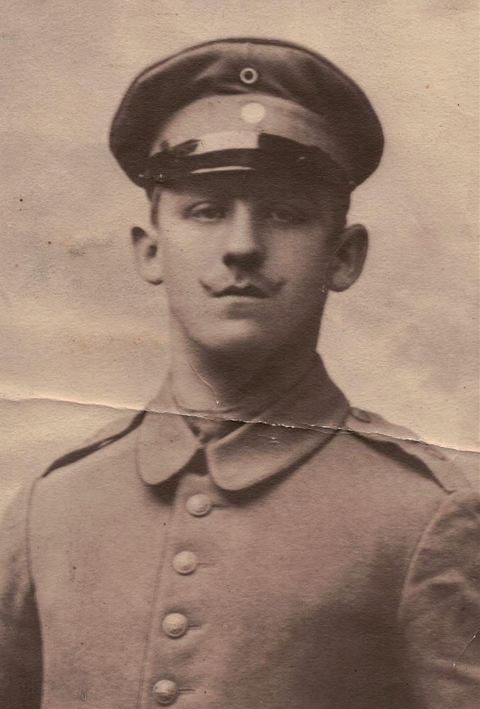 Viktorias Bruder Anton Mair