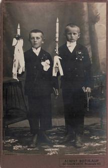 Hans und Xaver Hurle