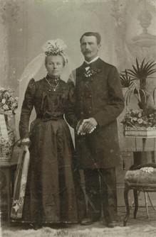 Hochzeit von Philomena und Xaver Hurle