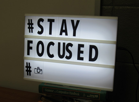 Are you a dreamkeeper? If not, remain true to you and focus on the needs of our students!