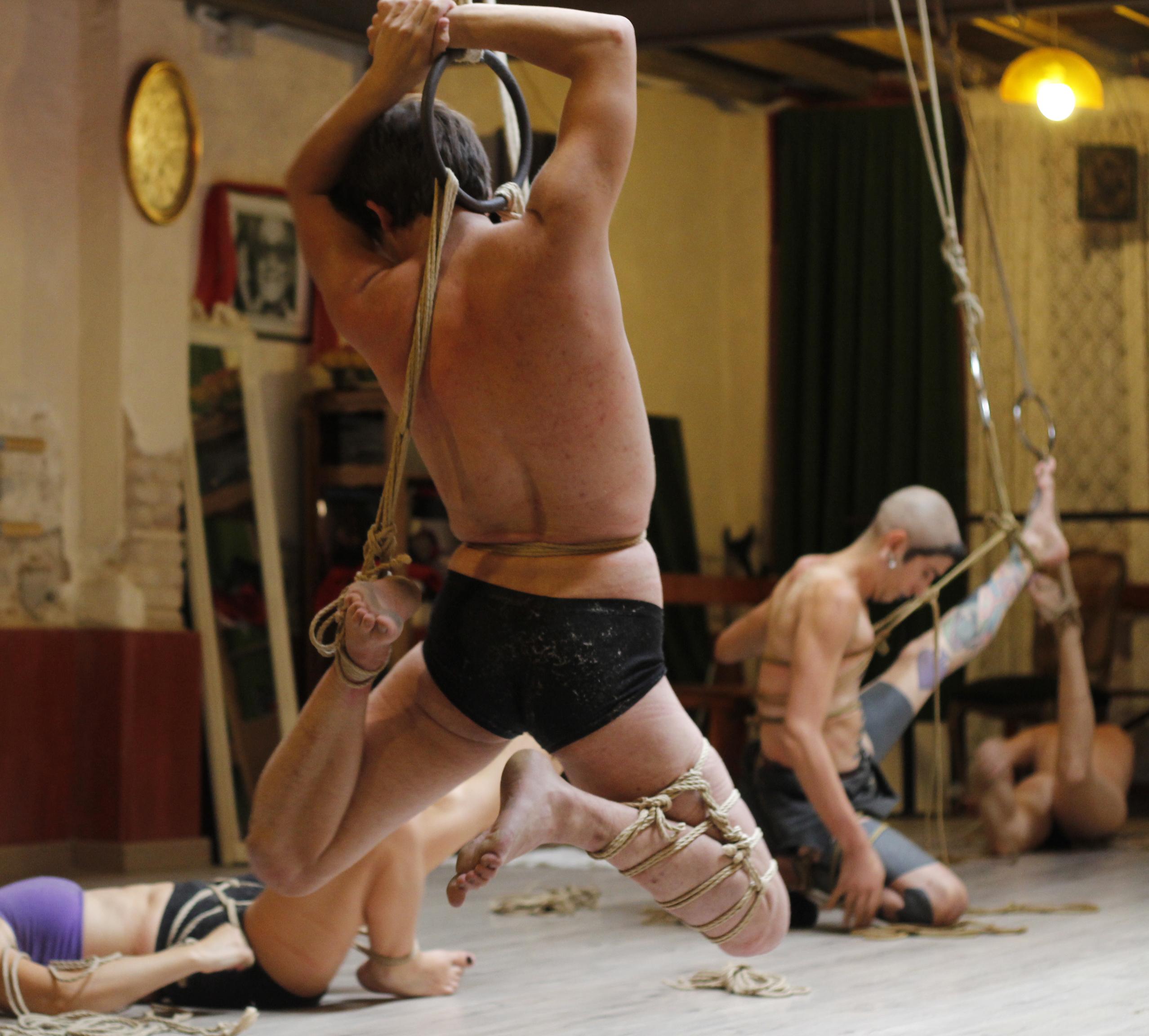 Shibari Self Tie Workshop