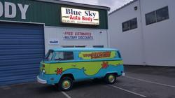 Scooby Doo Volkswagen Bus