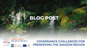 Governance challenges for preserving the Amazon Region